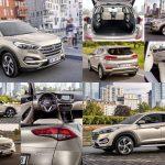 Hyundai Tucson : Overview