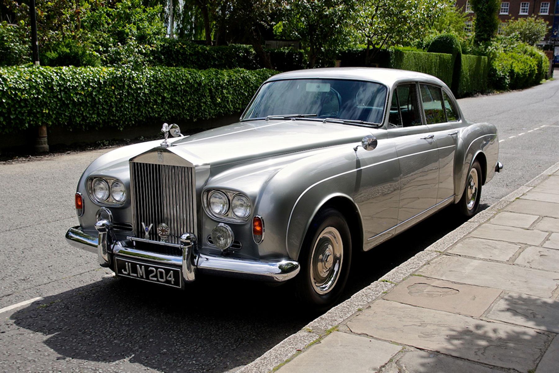 Rolls-Royce: £150,000 - £180,000