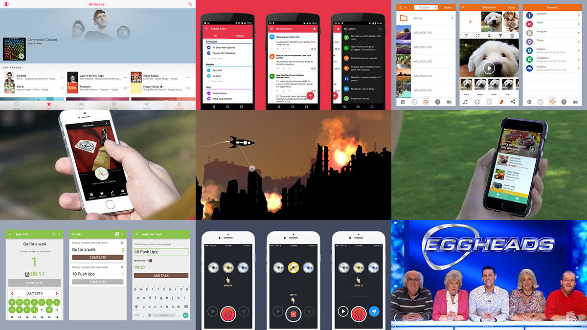 The best new mobile apps for July 2015