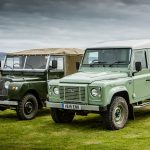 Land Rover Defender Heritage edition review: 2015 first drive