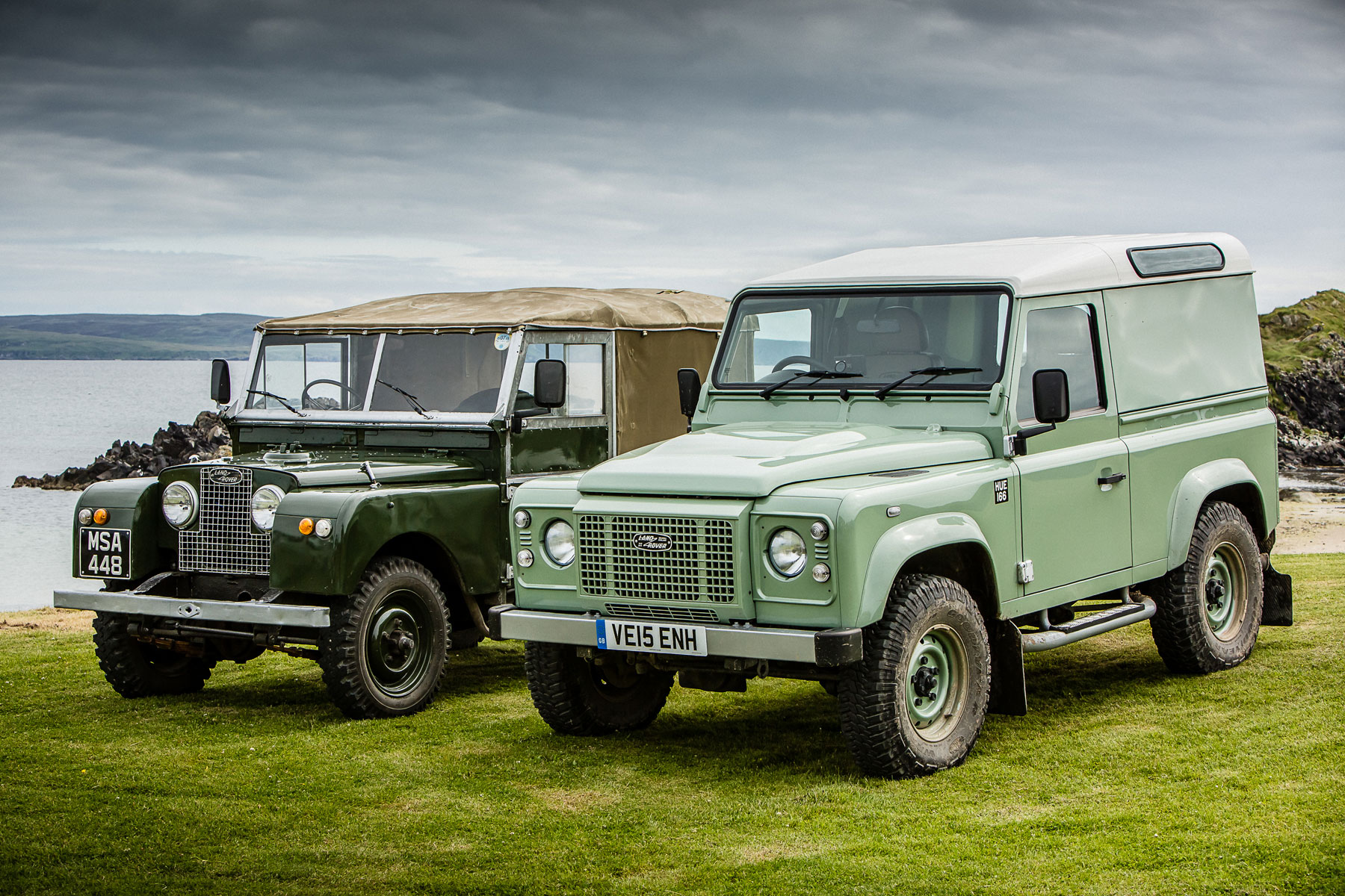 land rover defender heritage edition review 2015 first drive. Black Bedroom Furniture Sets. Home Design Ideas