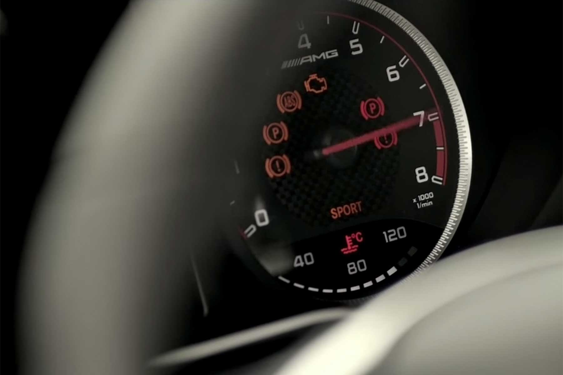 Mercedes-AMG C 63 Coupe teaser
