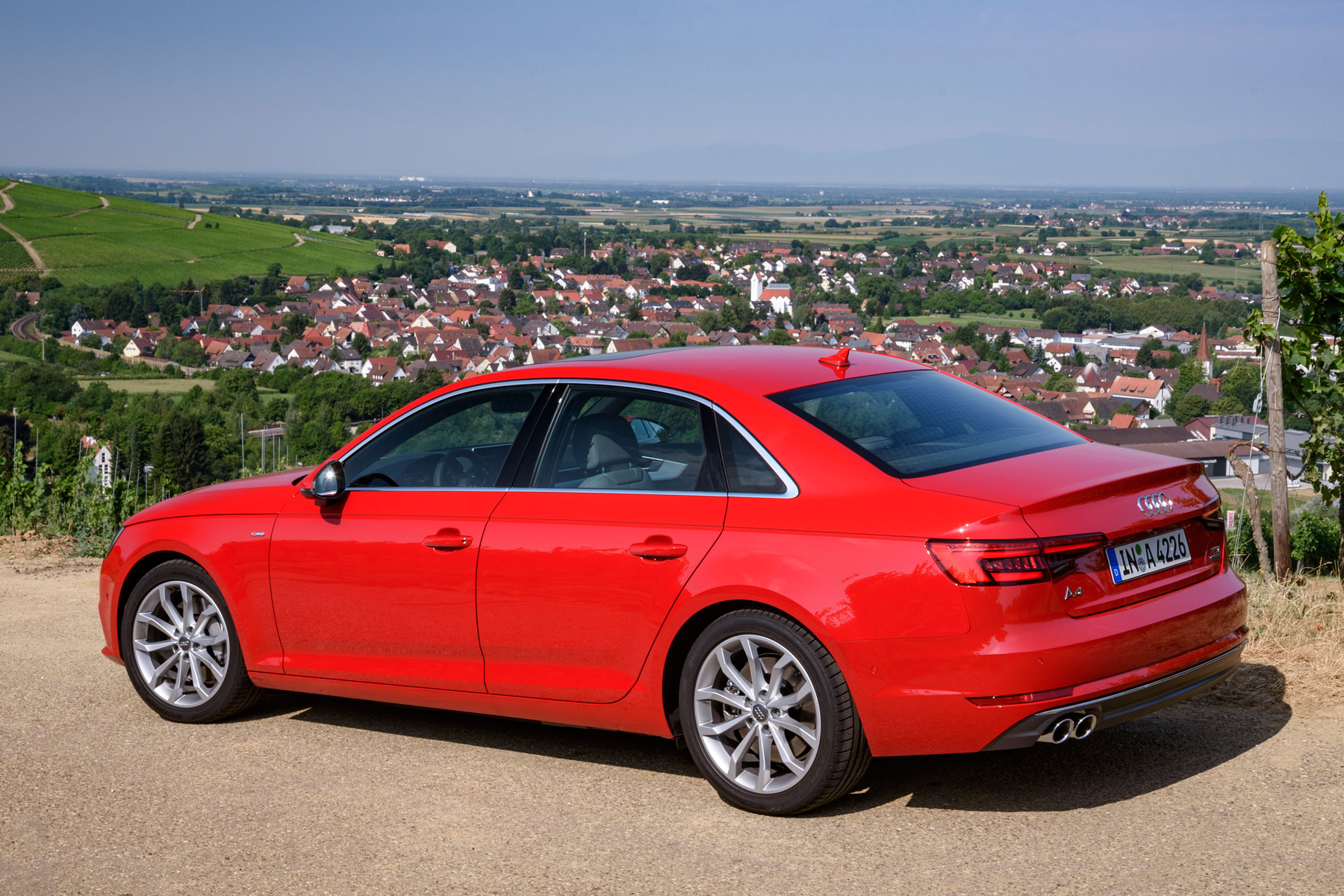 2016 Audi A4: running costs