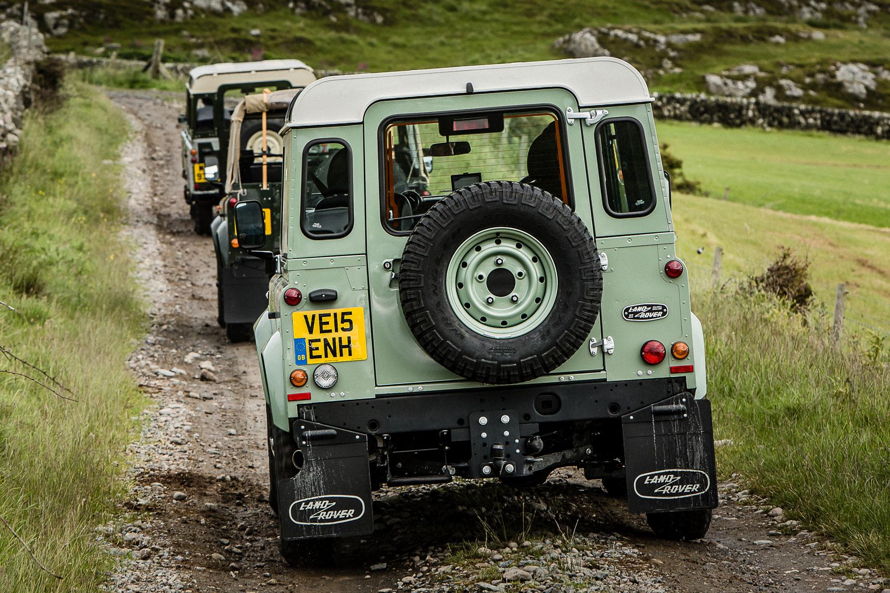 2015 Land Rover Defender: running costs
