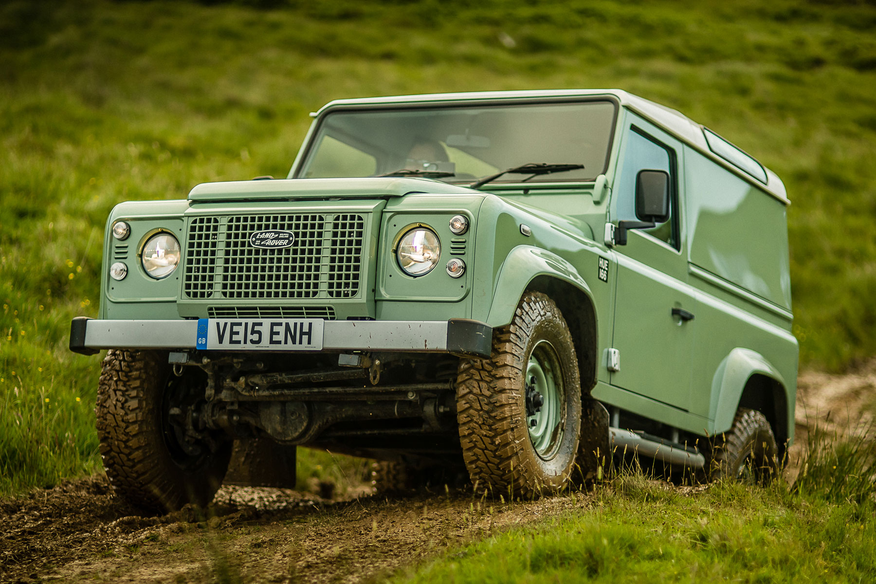 2015 Land Rover Defender Heritage: verdict