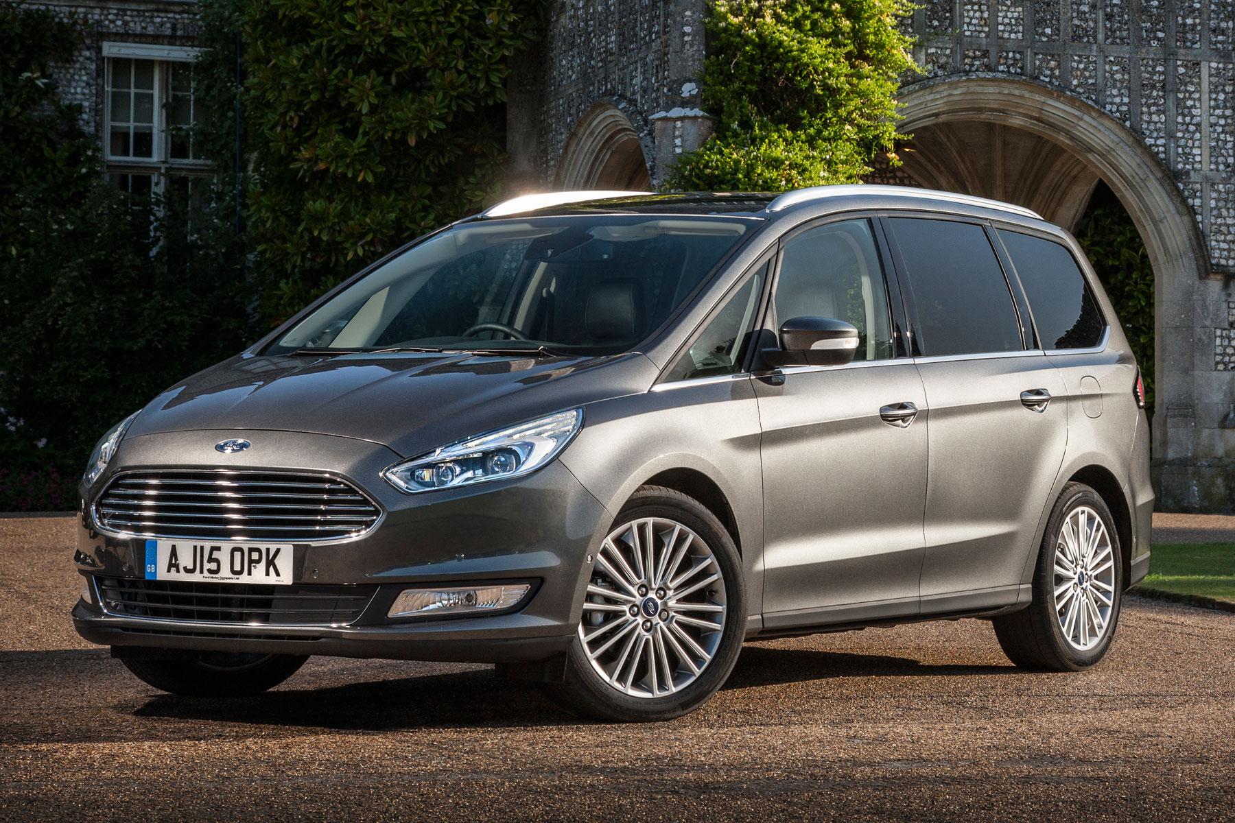2015 Ford Galaxy: verdict