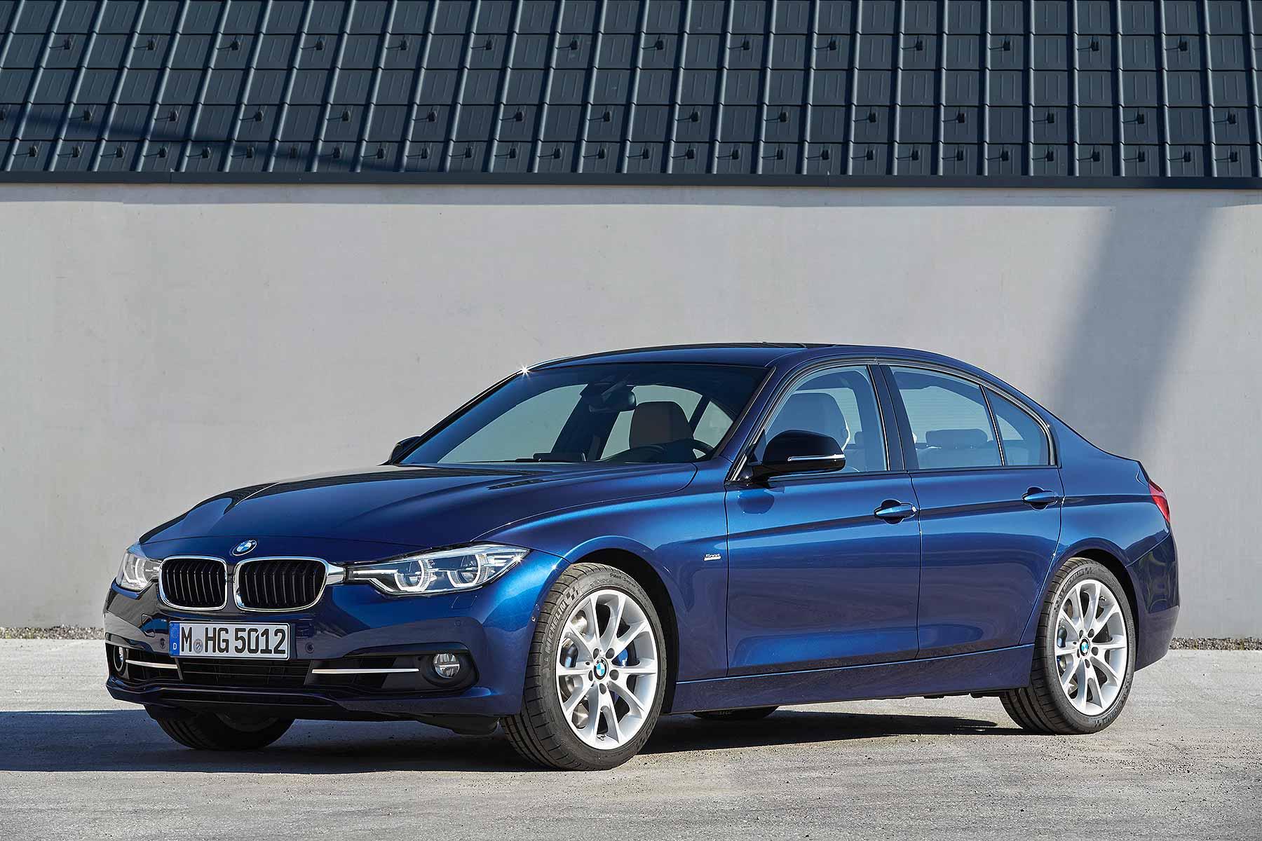 BMW 3 Series LCI 2015