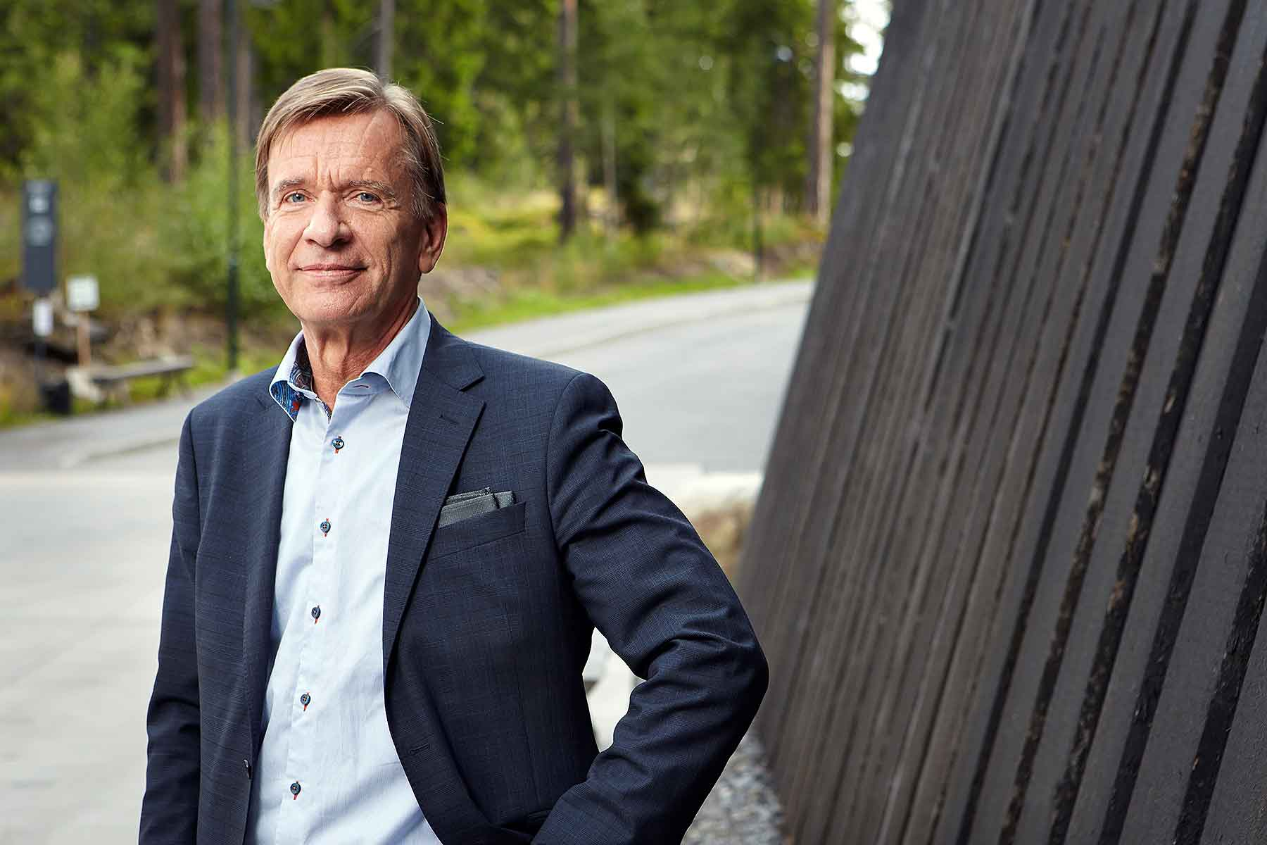 Hakan Samuelsson President CEO Volvo Car Group