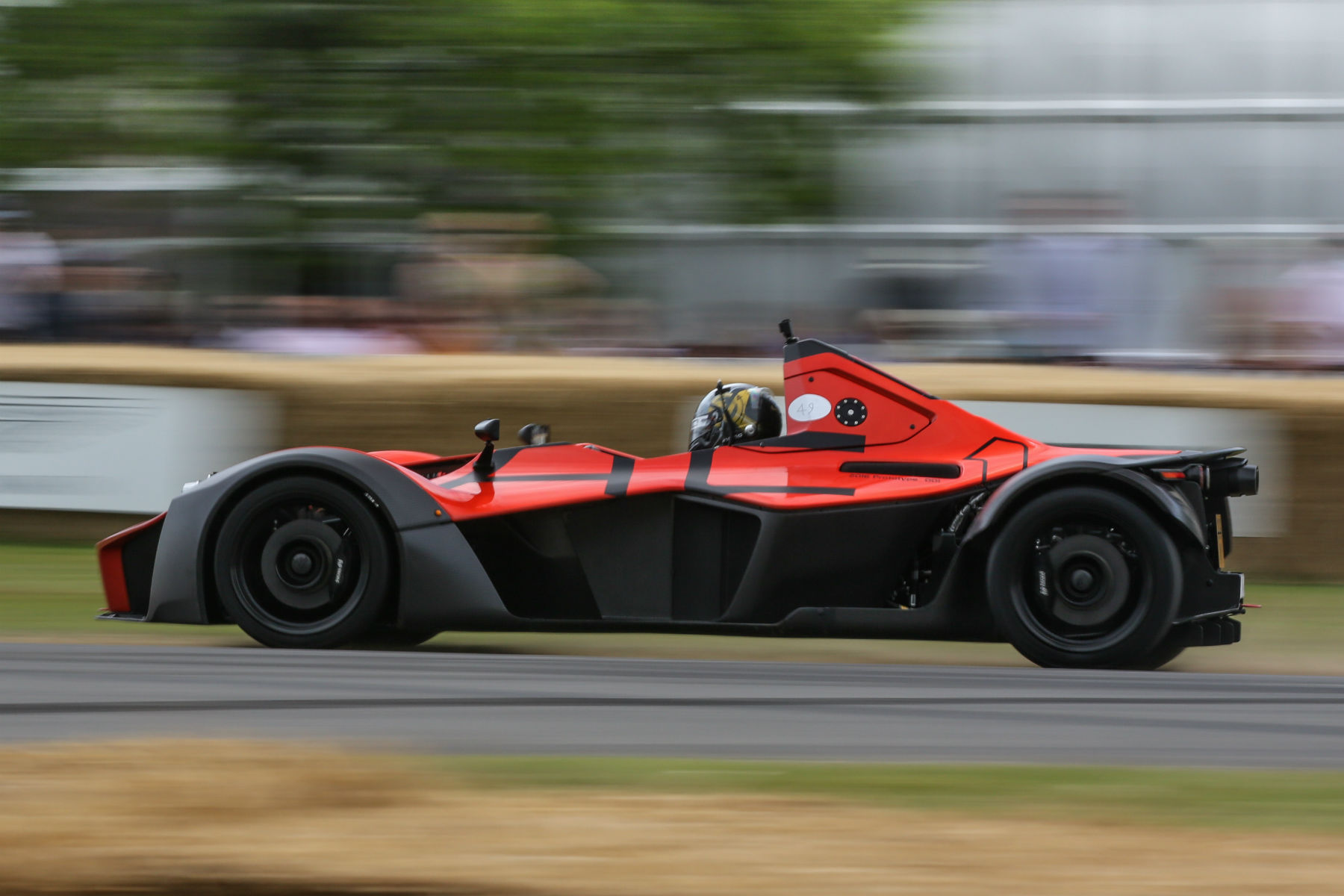 BAC Mono packs more power - accidentally breaks Goodwood hillclimb record