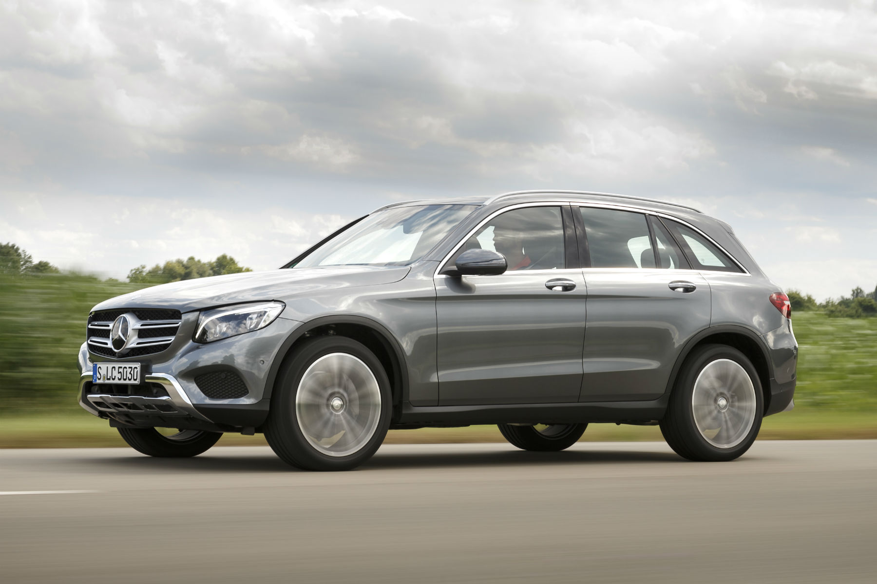 Mercedes glc review 2015 first drive for How long does it take to build a mercedes benz