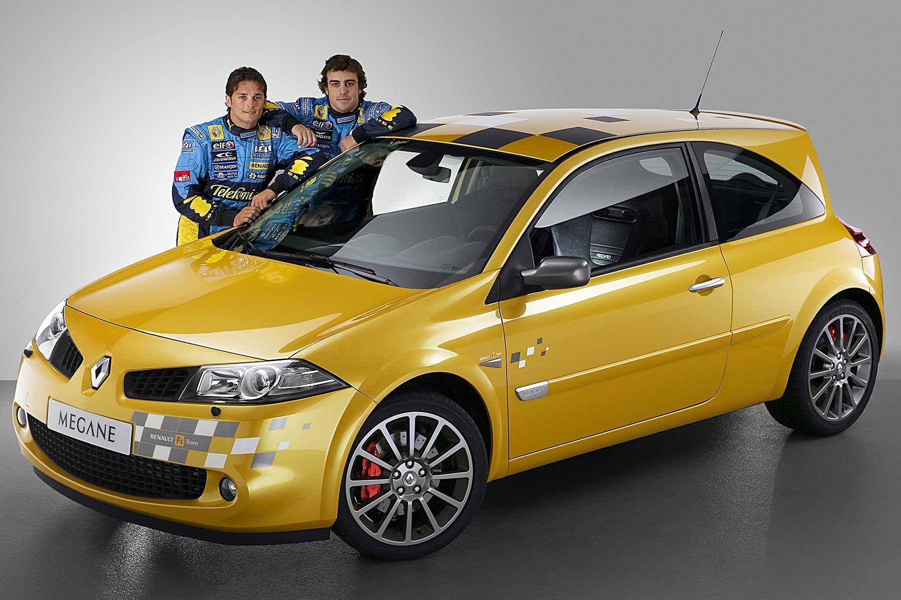 Renaultsport Megane R26