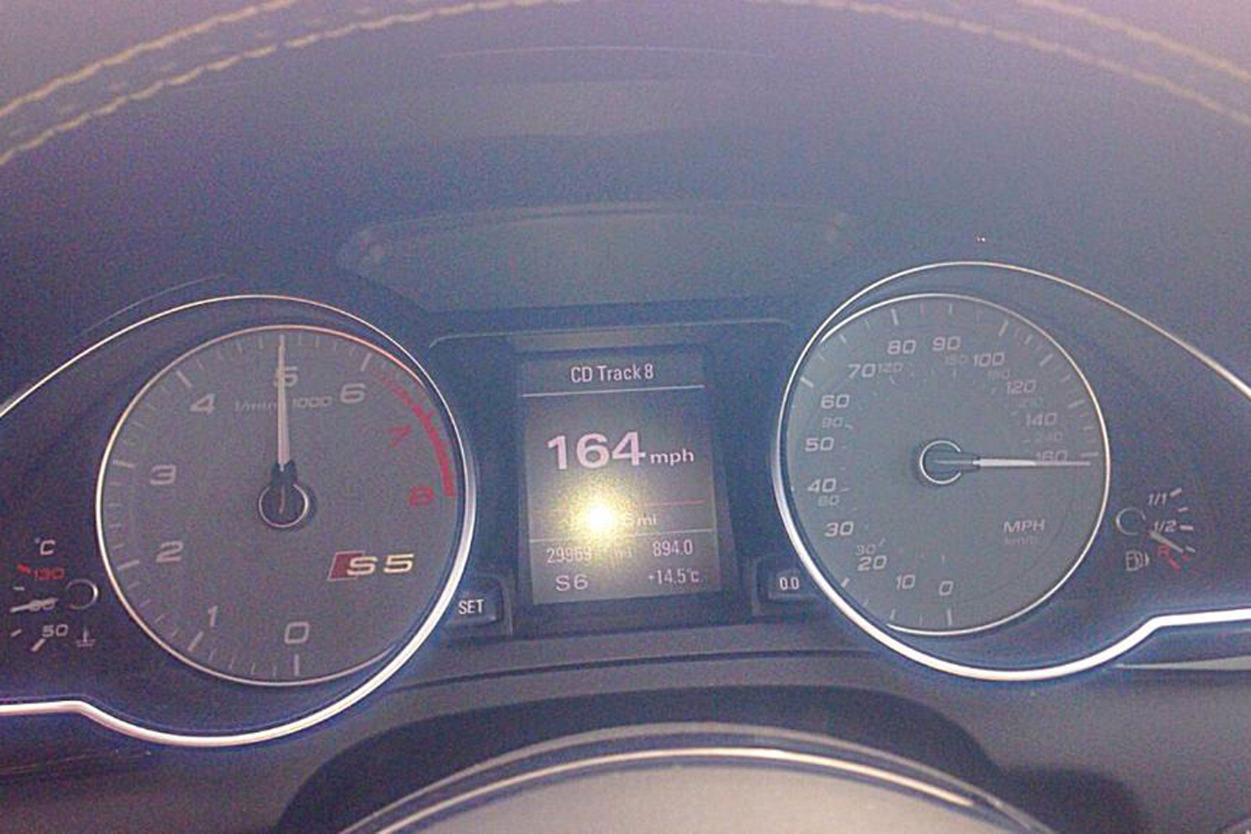 Police investigate driver who bragged about hitting 164mph on A1