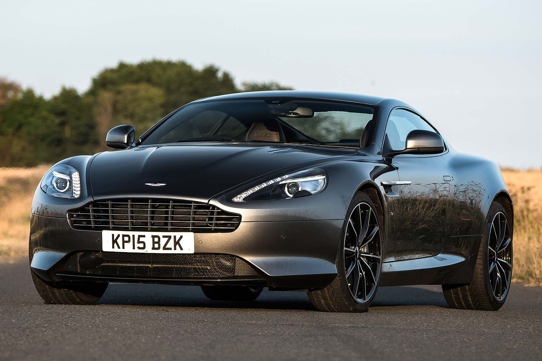 Aston Martin DB9 GT Review: 2015 First Drive