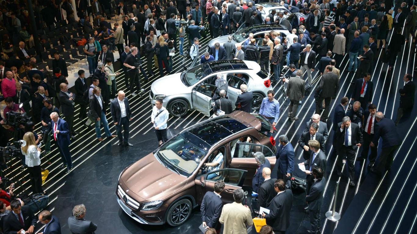 Frankfurt Motor Show
