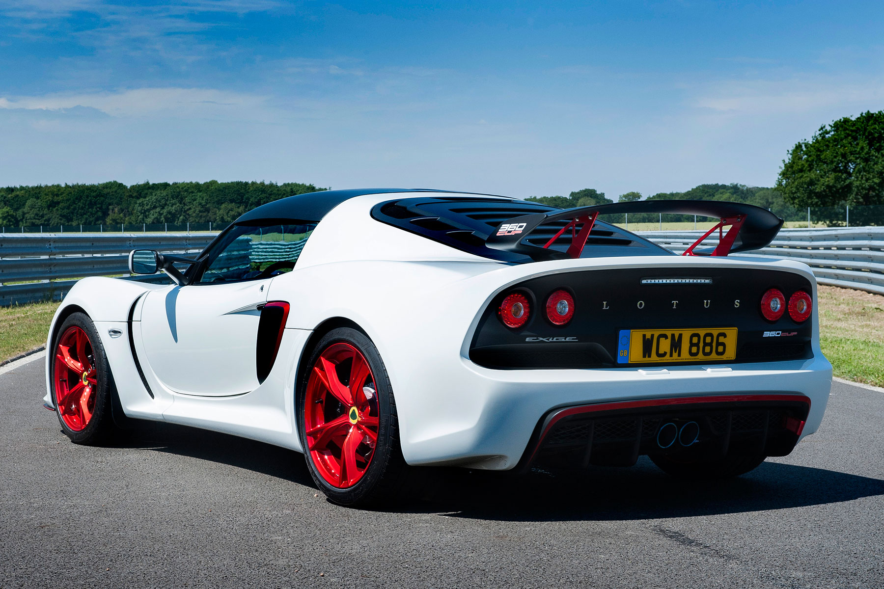 Lotus announces £62,995 Exige 360 Cup