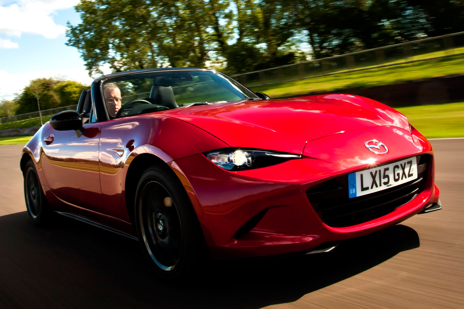 2015 Mazda MX-5: running costs