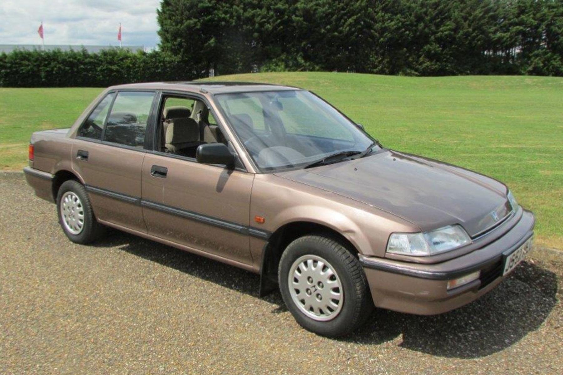 5: Honda Civic