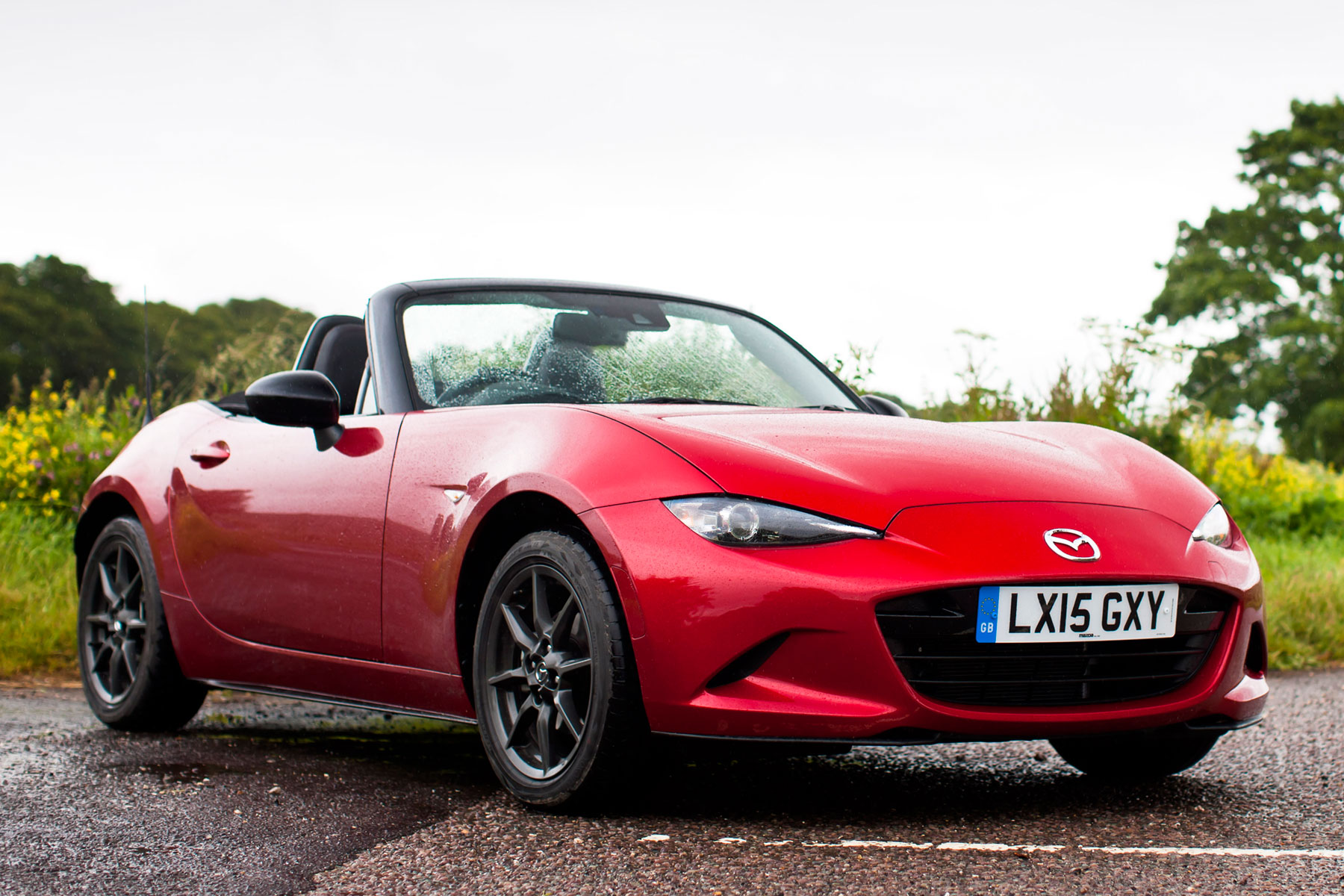 mazda mx 5 review 2015 first drive motoring research. Black Bedroom Furniture Sets. Home Design Ideas