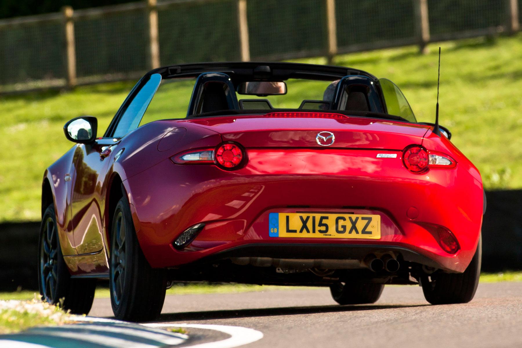 Mazda MX-5: running costs