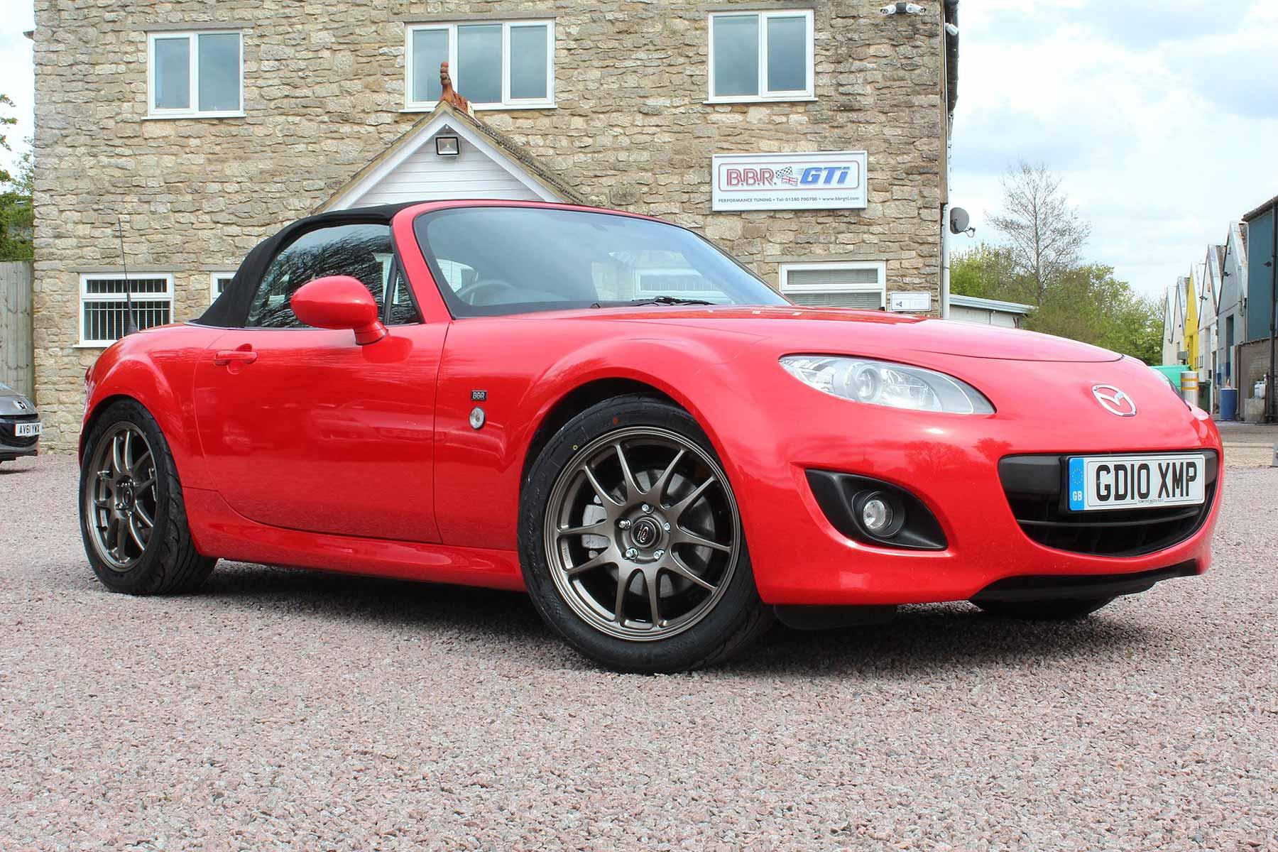 Fancy a bargain 225hp Mazda MX-5 runout special?