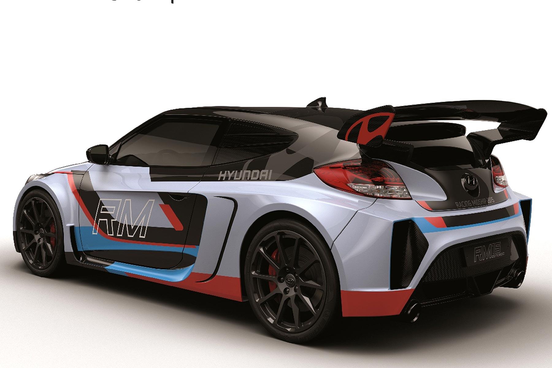 Model Hyundai N Performance Brand To Launch At Frankfurt 2015