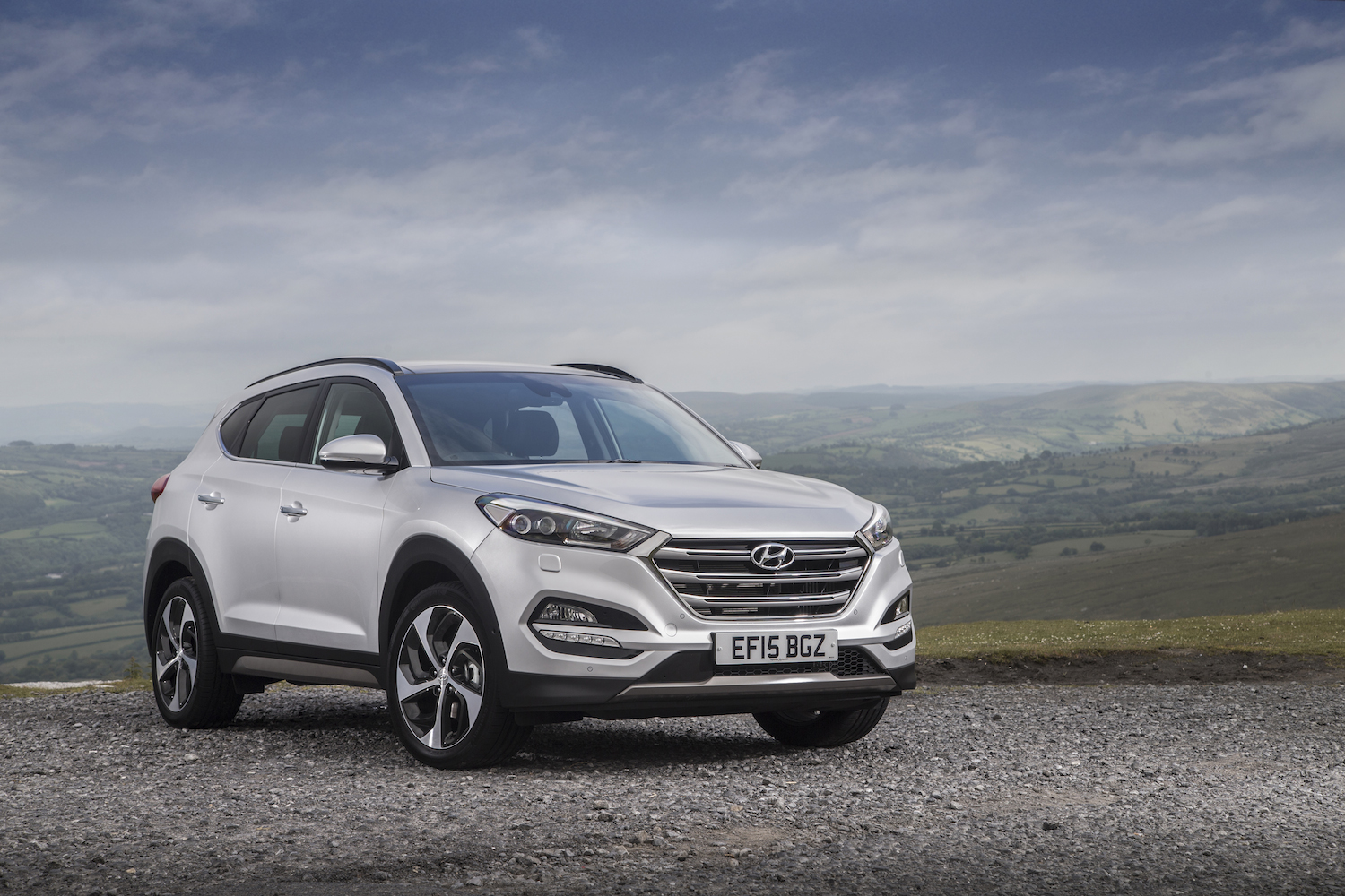 hyundai tucson review 2015 uk first drive motoring research. Black Bedroom Furniture Sets. Home Design Ideas