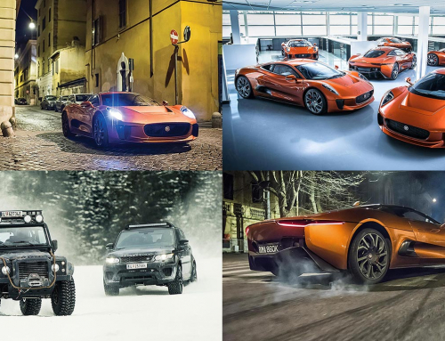 Jaguar Land Rover reveals Bond Cars for Spectre