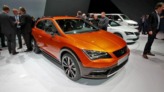 2015 Frankfurt Motor Show concepts