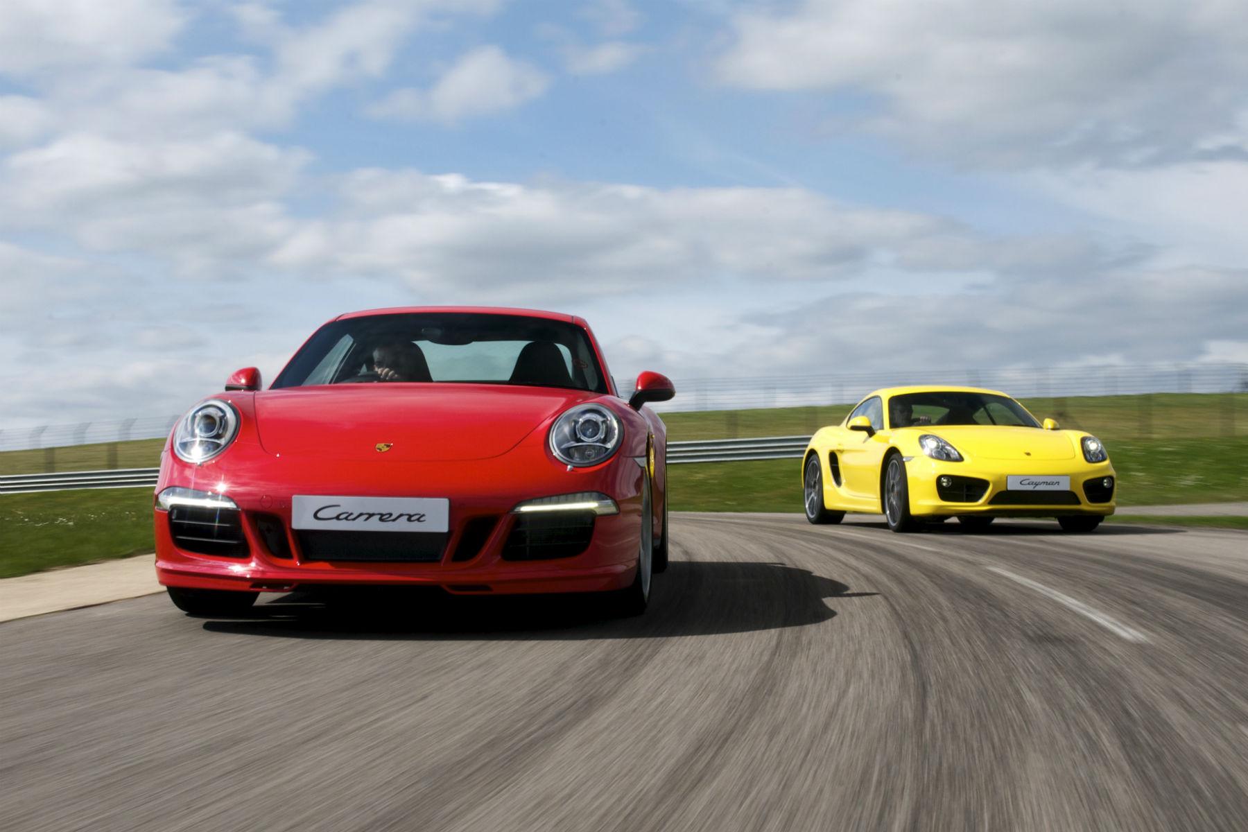 Porsche Experience Centre – Silverstone