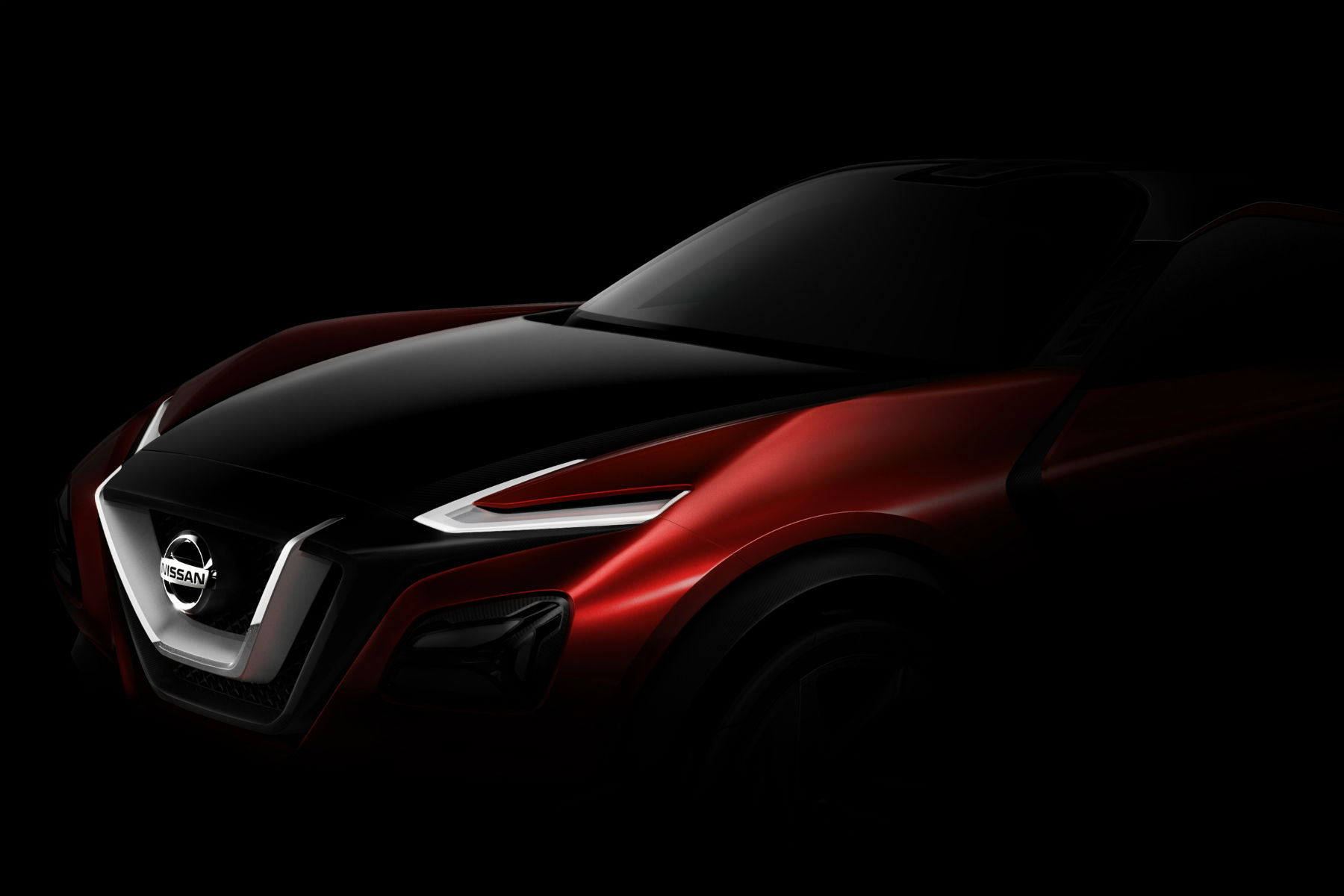 Nissan teases new crossover concept ahead of Frankfurt debut