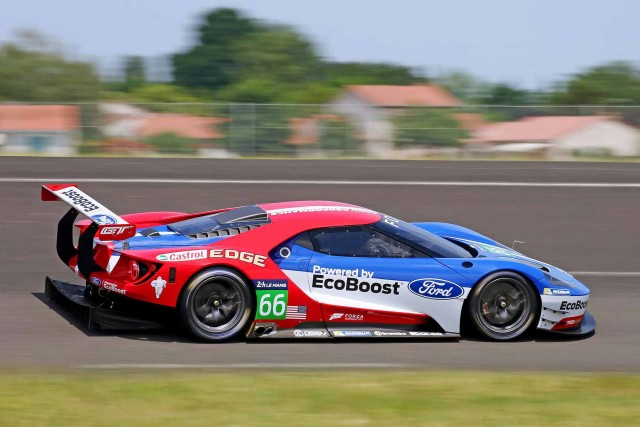 FORD GT FIA WORLD ENDURANCE CHAMPIONSHIP