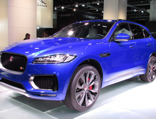 Jaguar: 'the F-Pace is our Evoque'