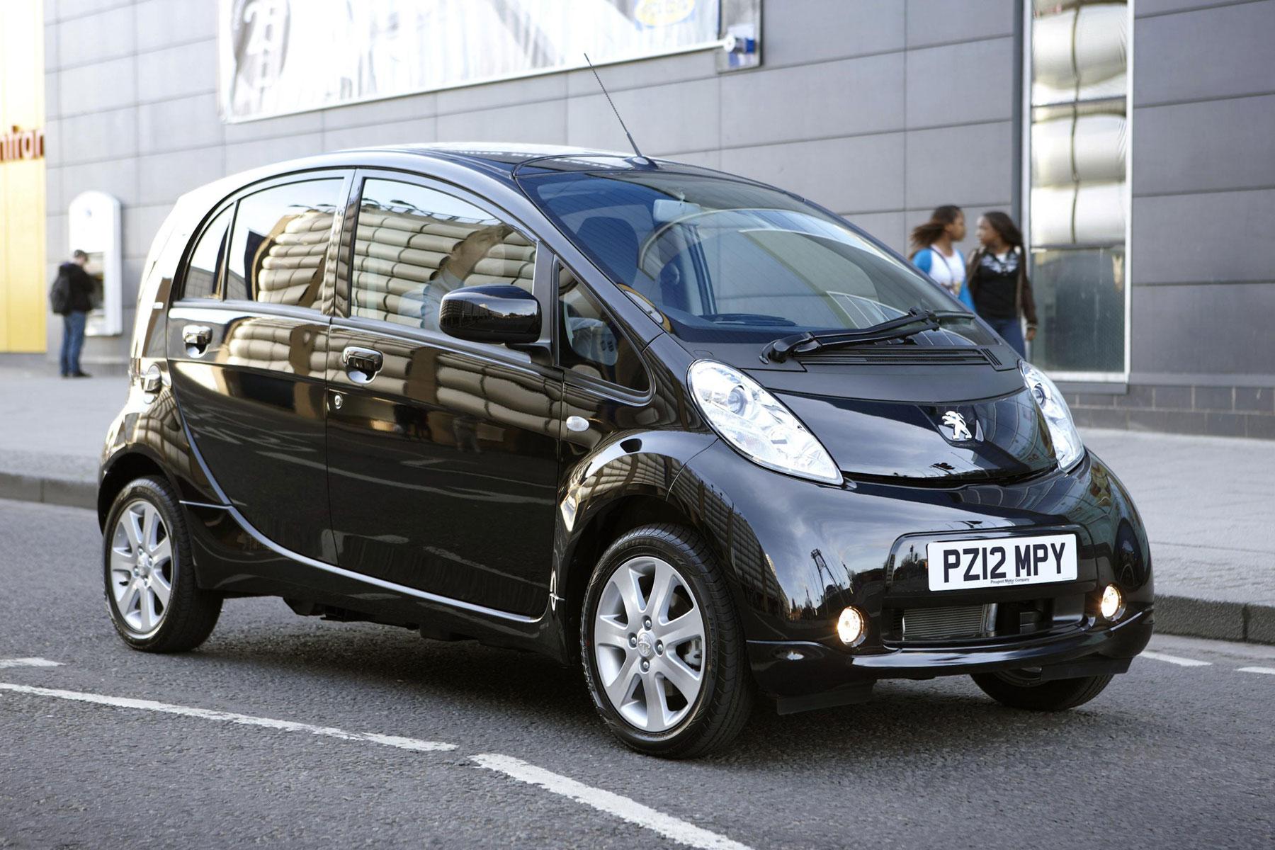 Peugeot iON £11,995