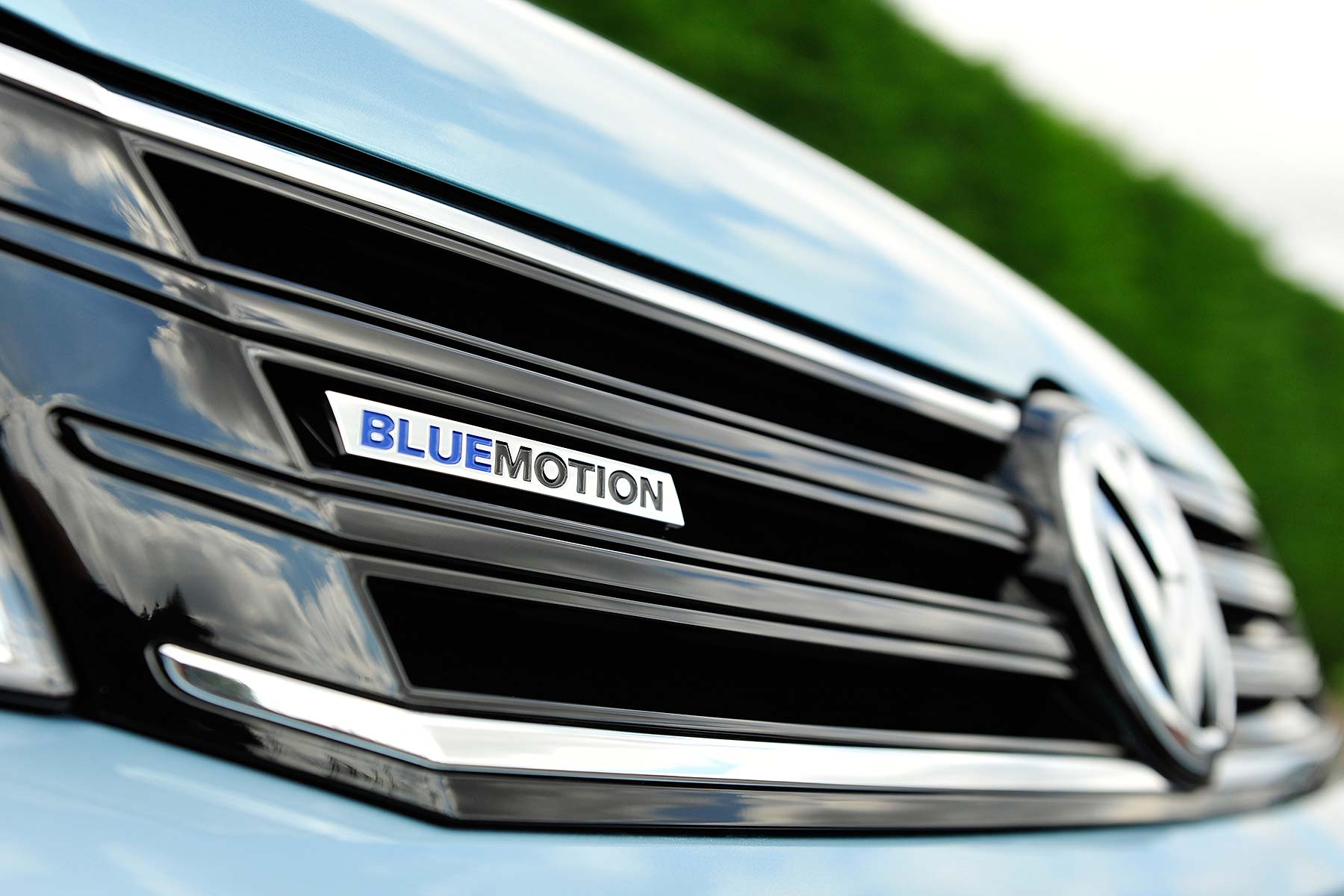 Volkswagen Bluemotion