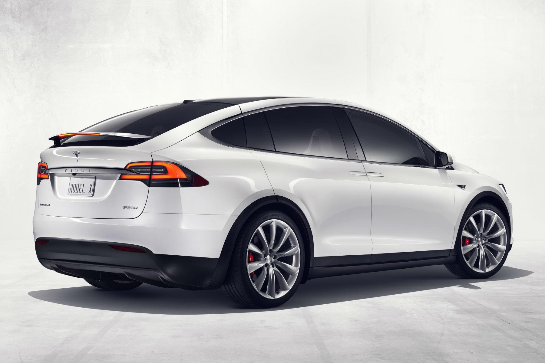 Elon Musk reveals Tesla Model X SUV