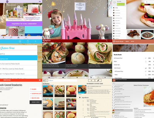 The best baking and cooking apps