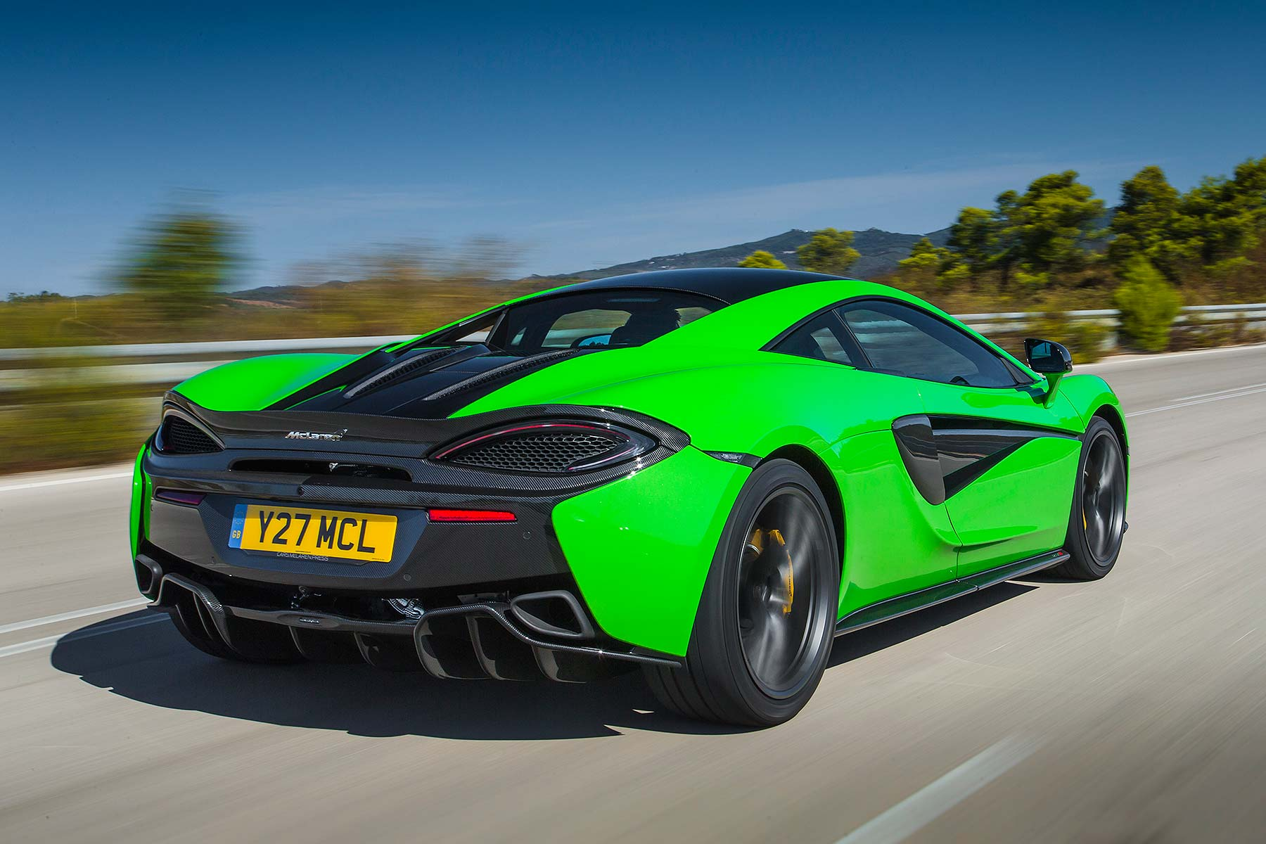 Model McLaren 570S Review 2015 First Drive  Motoring Research
