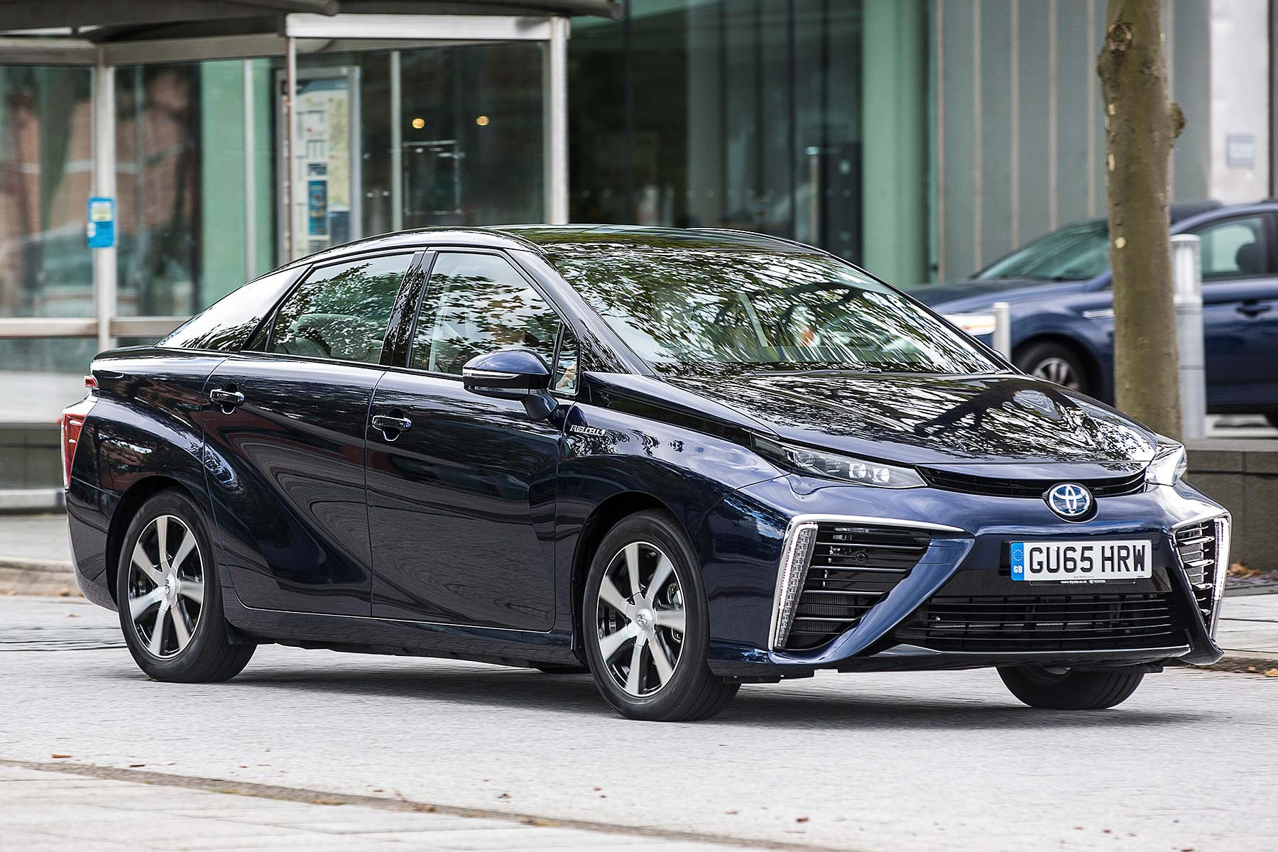 Luxury Toyota Mirai Review 2015 First Drive  Motoring Research