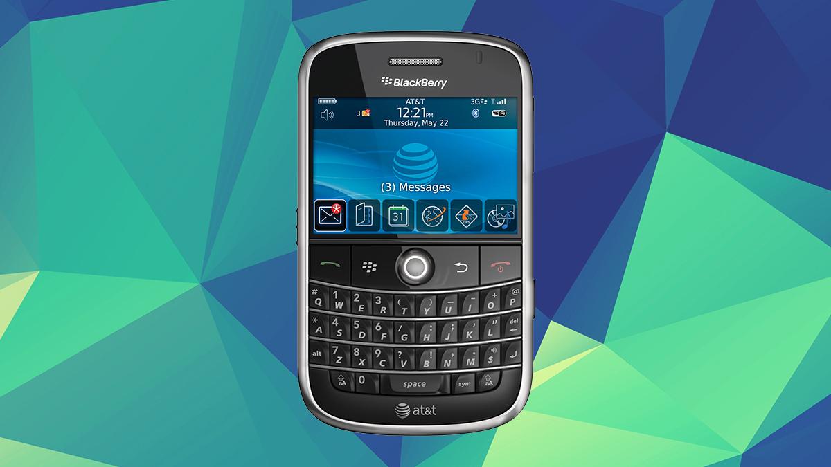 08 blackberry bold 9000