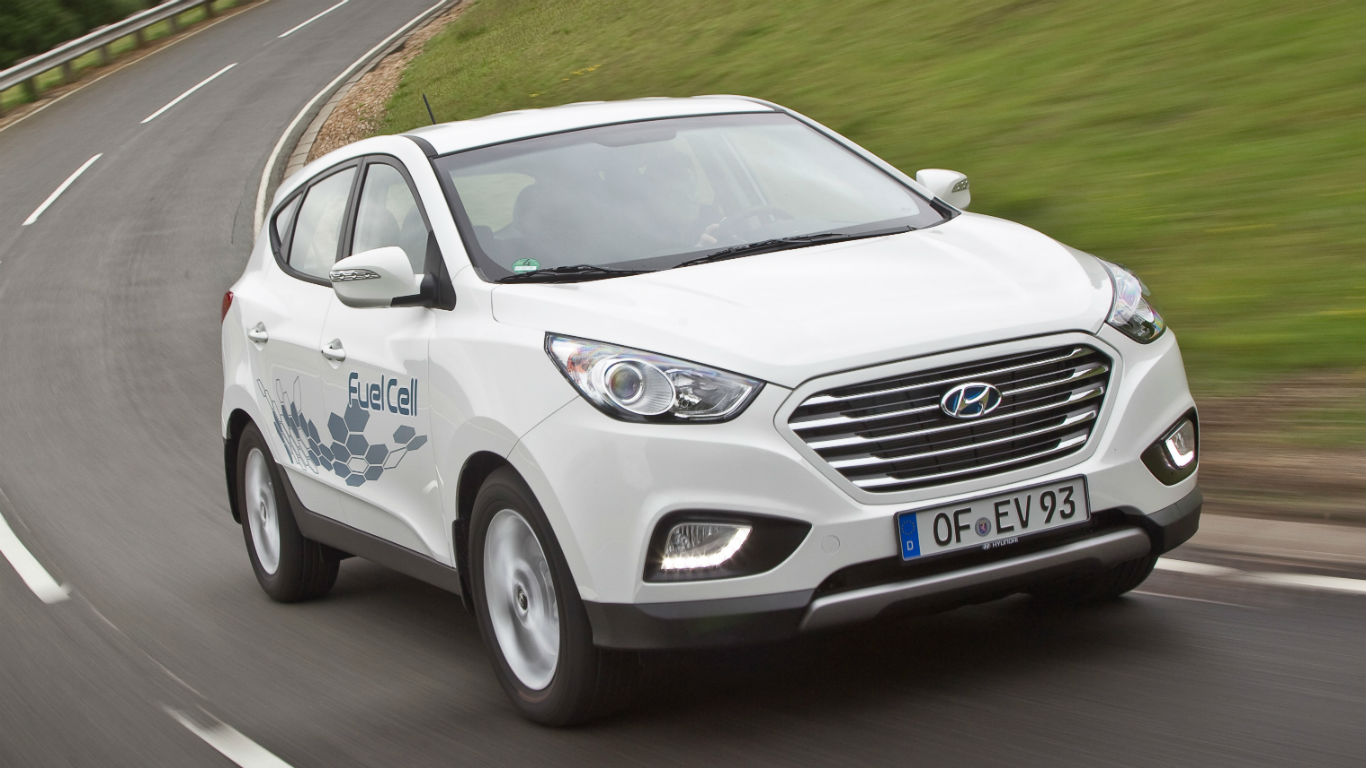 Hyundai ix35 Fuel Cell: should I buy one?