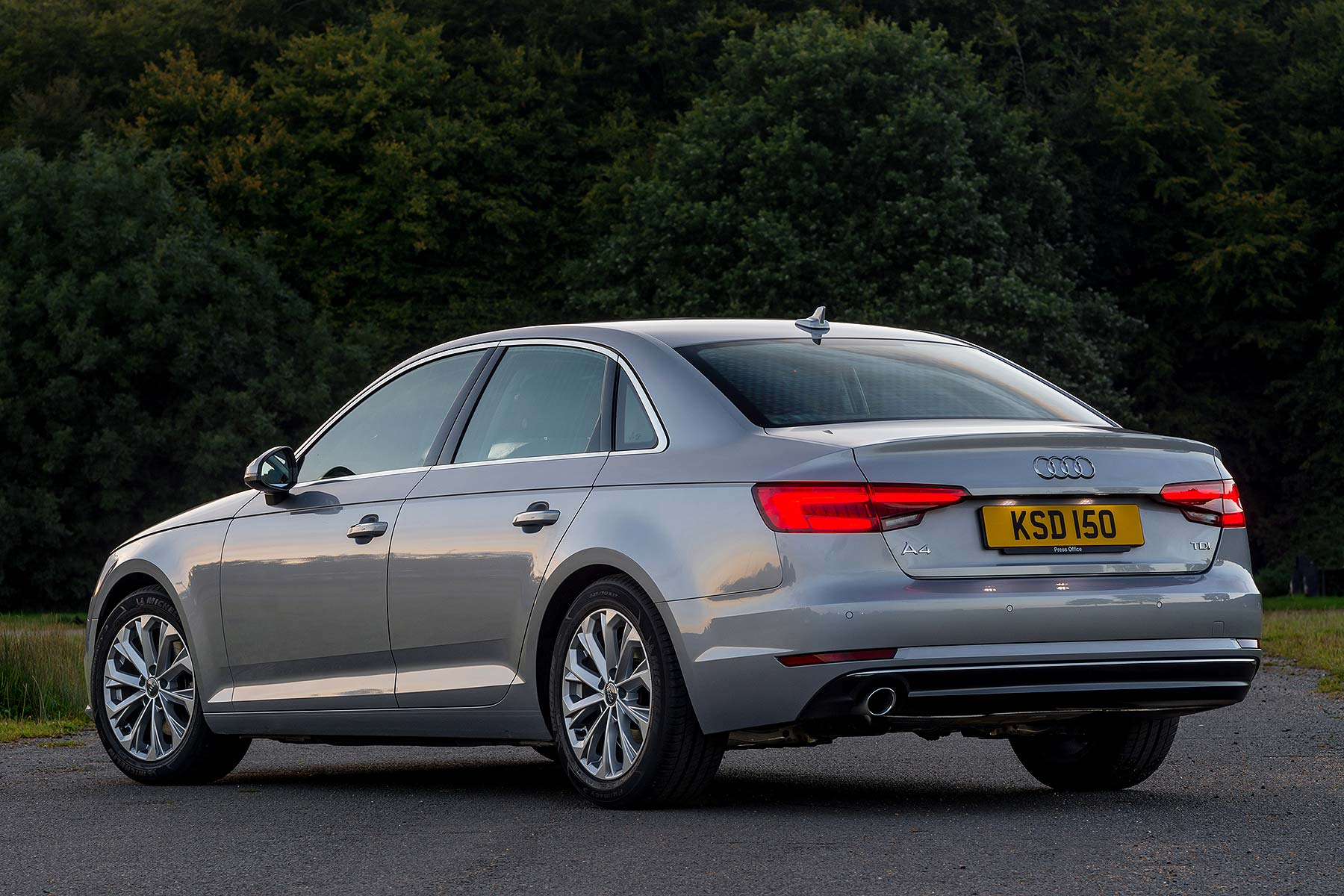 Audi A4 2.0 TDI 150 Ultra SE review: 2015 first drive
