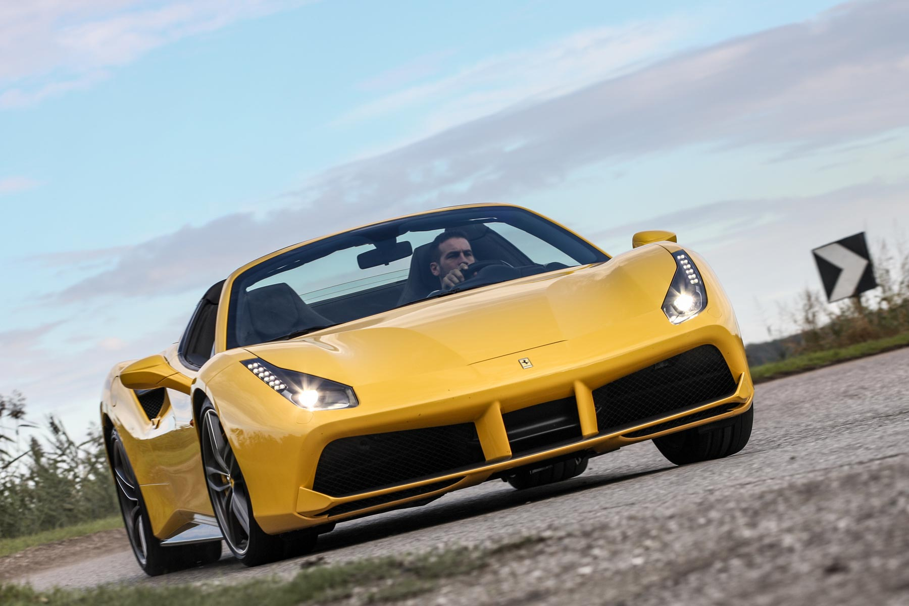 Ferrari 488 Spider review: 2015 first drive