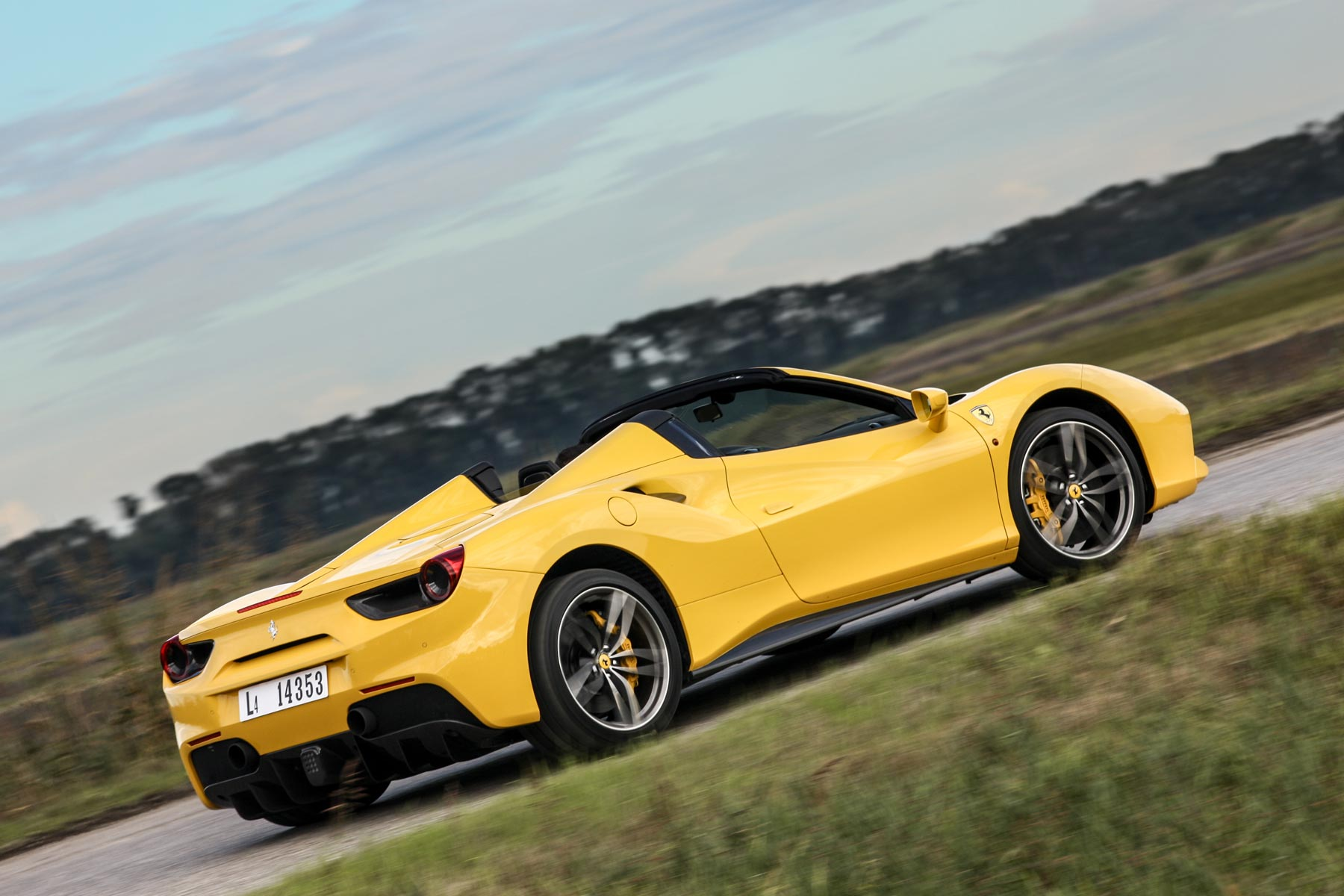 2016 Ferrari 488 Spider: Running costs