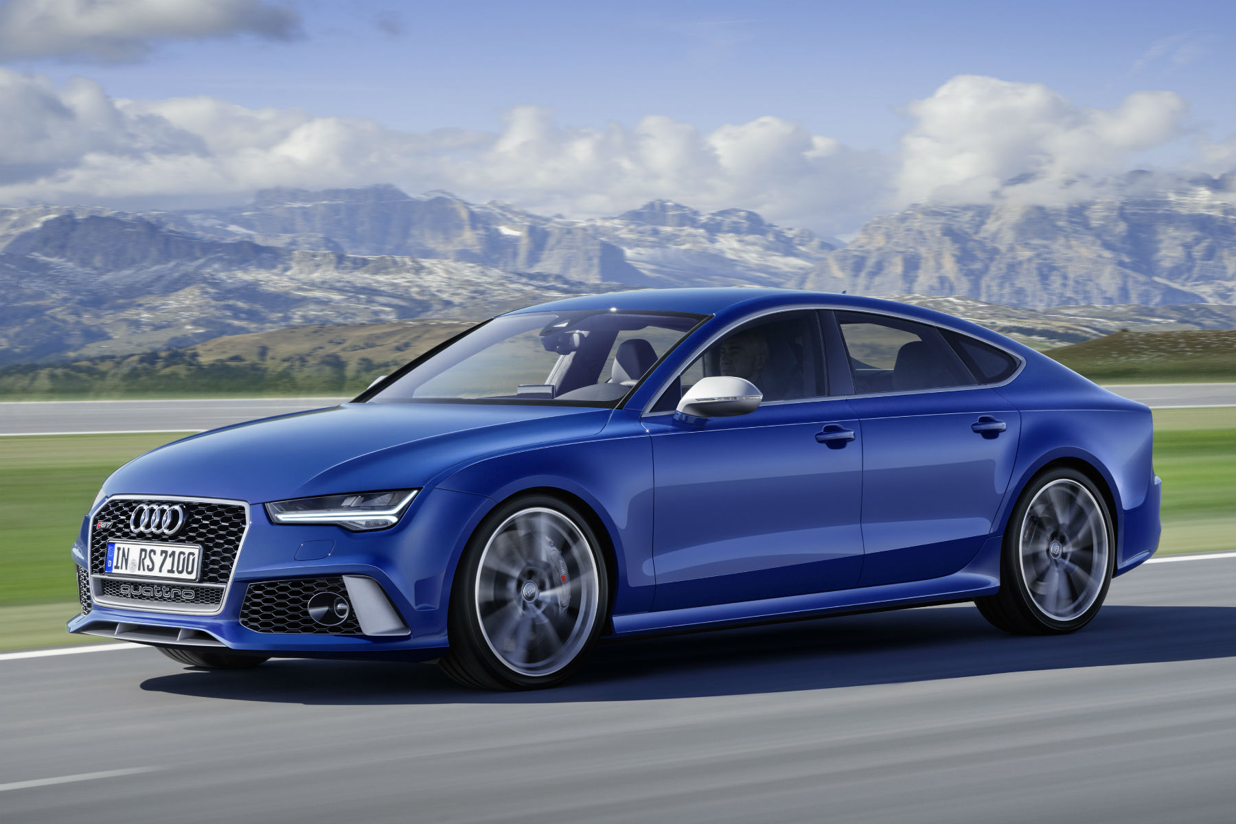 605hp Audi RS6 and RS7 performance editions revealed