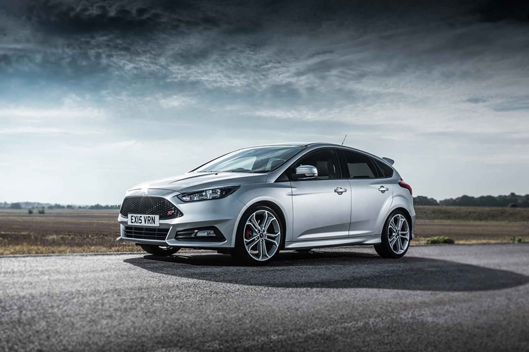 Ford Focus ST Mountune MP275