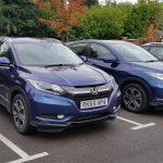 2015 Honda HR-V 1.6 i-DTEC EX: new arrival