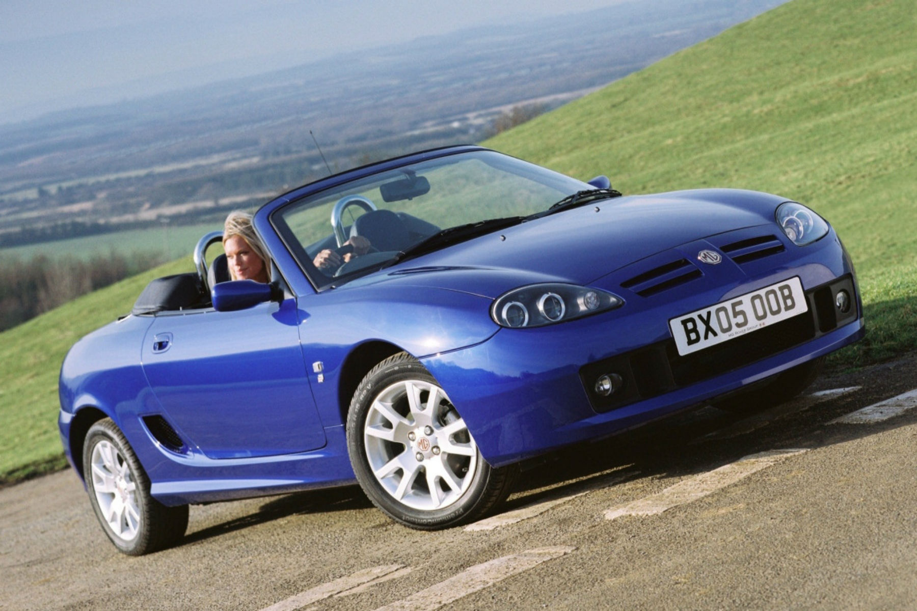 These are the UK's favourite car names