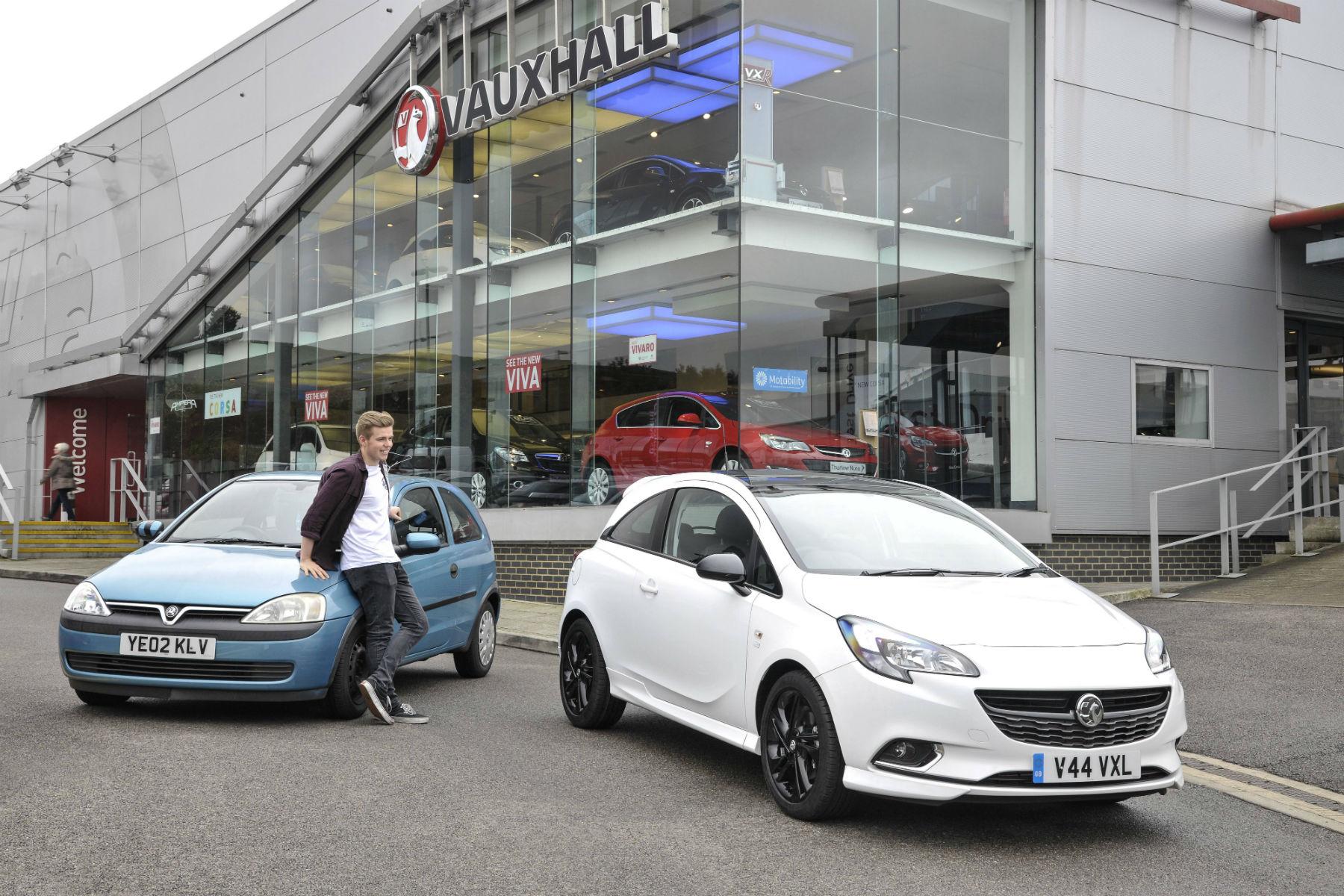 Vauxhall scrappage scheme