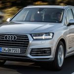 Audi Q7 e-tron: what is it?