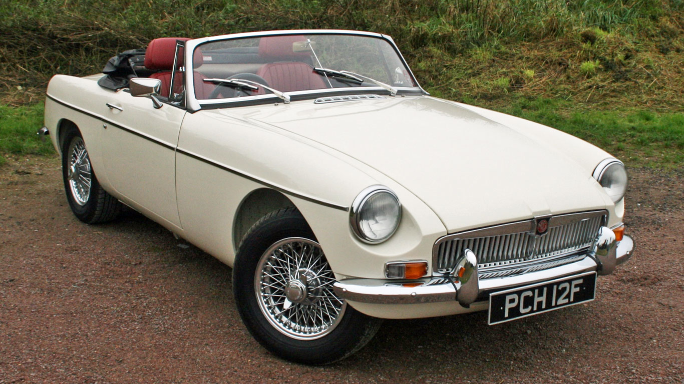 retro road test british motor heritage mgb motoring